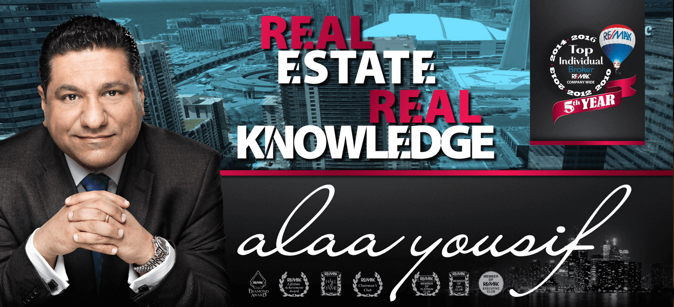 Alaa Yousif Real Estate Broker